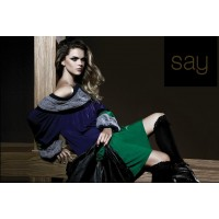 SAY TEXTILE- Woman Clothing